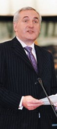 Bertie Ahern,Taoiseach (Prime Minister) of Ireland